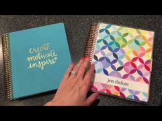 FULL REVIEW of the NEW 2017 Erin Condren Life Planners: Luxe and Classic editions AND accessories! Join me in a thorough and detailed review of the newest ve...