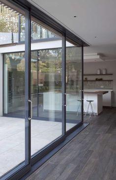 fineline aluminnium sliding doors 2