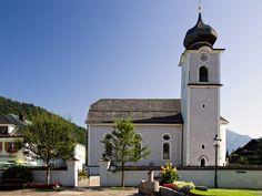 Catholic church in Strobl, Austria | por Jasper180969