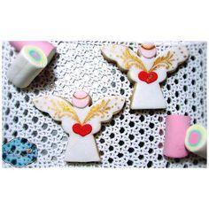 👼🏼Anjinhos amanteigados para adoçar nosso domingo!  Perfeitos para o #Natal, #batizado ou #primeiracomunhao! 💌 Encomendas por WhatsApp 98224-8949 ou mardejujuba@hotmail.com #artesanal #mardejujuba #amanteigados #anjo #angel #lembrancinhanatal #lembrancinha #lembrancinhabatizado #cookies #decoratedcookies #biscoitosdecorados