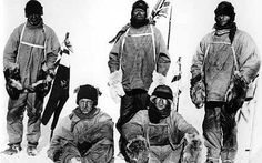 Scott Expedition to Antartica