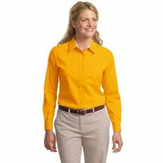 Custom Embroidered Easy Care Ladies Shirt http://www.southernad.com/Custom-Embroidered-Easy-Care-Ladies-Shirt-p/l608.htm  #LadiesShirt #EmbroideredLadiesShirt #USA