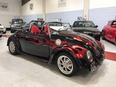 Used 1972 VOLKSWAGEN BEETLE 1.6 WIZARD CUSTOM 2dr for sale in Stafford from Cars 2 You UK.