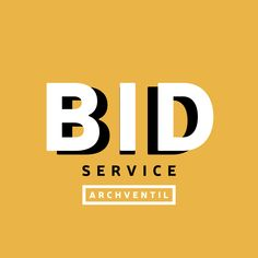 bid+service+basic+interior+design+sevice+logo
