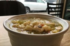 5 Soups To Warm Up Your Day At Armonk Country Kitchen - Eat. Drink. Post. - March 2016 - Westchester, NY