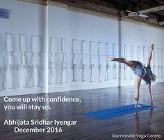 Instagram/Marrickville Yoga Centre/Iyengar Yoga
