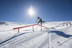 Kicker & Rail Check im Snowpark Kitzbühel. Infos findest du auf unserer Seite: http://www.snowlab.de/news.php?news_id=1725