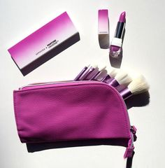 Orchid colours cosmetic​ purse