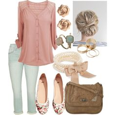 """""""Untitled #352"""" by chelebell on Polyvore"""