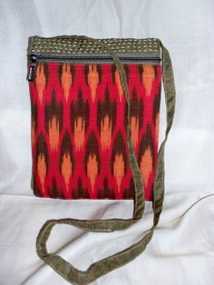 Traditional hand embroidered Sling from India | Sling Bags ...
