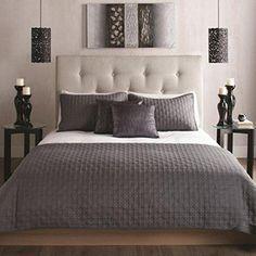 Couvre-lit de la collection Farris. Bouclair Maison
