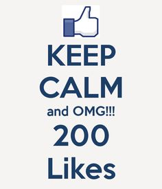 200 facebook likes - Google Search