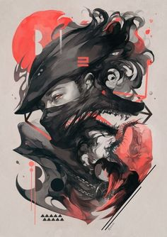 Bloodborne fan art.