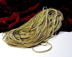 1 m Soutache Gold 3mm, Perlazzo