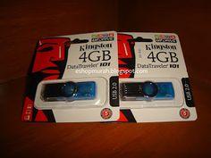 USB Flashdisk 4 GB Kingston