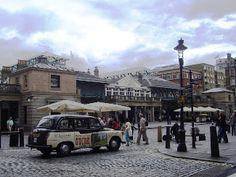 El Barrio de Covent Garden y la Piazza @Lugaresvisitar #Callesyplazas #Londres #ReinoUnido