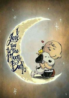 """Charlie Brown And Snoopy with Woodstock,Inspiration,Motivation Quote,""""Love You T. Snoopy Love, Charlie Brown Und Snoopy, Snoopy And Woodstock, Charlie Brown Quotes, Happy Snoopy, Charlie Brown Images, Charlie Brown Valentine, Snoopy Hug, Snoopy Quotes"""