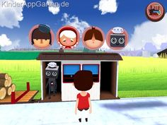 Toca Train - Toca Boca iPad & iPhone App