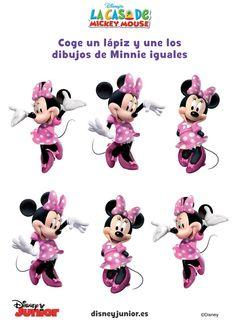 Minnie Pairs Game Disney Cruise, Disney Parks, Disney Movies, Disney Characters, Disney Fanatic, Disney Junior, Disney Outfits, Marketing Materials, Mickey Mouse