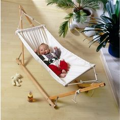 Amazonas Koala Baby Hammock and Stand Set
