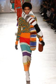"""Ok apparently this is """"ready to wear""""...... Missoni Fall 2017 Ready-to-Wear Collection Photos - Vogue"""