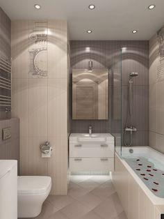 Дизайн ванной - Дизайн интерьеров | Идеи вашего дома | Lodgers
