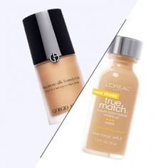 We break down which cult classic beauty product are worth the splurge and which drugstore makeup products are worthy dupes. Beauty Hacks Nails, Beauty Tips For Hair, Beauty Dupes, Beauty Blogs, Beauty Secrets, Hair Beauty, Homemade Beauty Products, Makeup Products, Hair Products