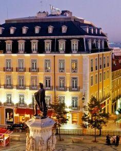 Bairro Alto Hotel - Lisbon, Portugal #Jetsetter