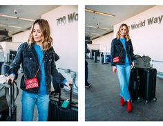DENIM DEPARTURE – Anine's World