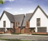 Find your new home in Northamptonshire from Crest Nicholson's wide range of new build homes. 1 - 5 bedroom homes in Northamptonshire priced between Part exchange schemes available. New Builds, New Homes, Cabin, House Styles, Building, Outdoor Decor, Home Decor, Decoration Home, Room Decor