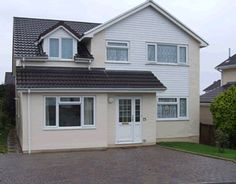 Image result for front extension Conservatory Roof, Garage Doors, Shed, New Homes, Outdoor Structures, Exterior, Outdoor Decor, Decor Ideas, Outdoors