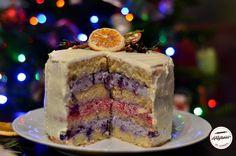 Something Sweet, Desert Recipes, Kiwi, Vanilla Cake, Cheesecake, Sweets, Cooking, Desserts, Deserts