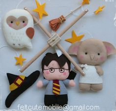 Hey, I found this really awesome Etsy listing at https://www.etsy.com/listing/400580097/harry-potter-baby-crib-mobile-nursery