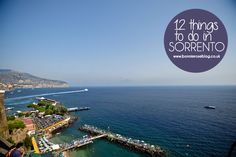 12 Things to do in Sorrento