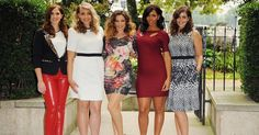 Why It's Time to Celebrate Average-Size Women #fashion #style #fashionnews #fashionmagenet