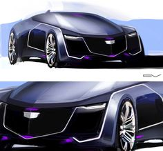This is Premium American Self-Driving Vehicle by Cadillac. The car has been designed for 2020 year and it has different functions for supporting easy driving. #vehicle #electric #power #carporn #sketch #doodle #gm #design #cardesign #american #premium #cadillac #future #vision #concept #photoshop #graphicdesign #industrial #automotive #chepushtanovv #drawing #art #picture #robot #remote #2020 #smart #coupe #speed