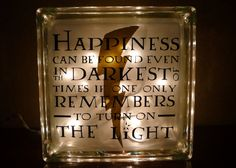 Harry Potter Albus Dumbledore Happiness Quote by ShopMissEloise, $19.99