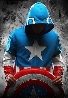 SUPERHERO HOODIES. AHHHHHHH!