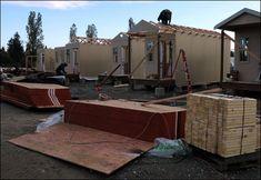 Washington congregation creates permanent village for homeless