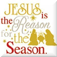Jesus is the reason for the season. Image of Jesus is the reason words and angles praying at stable of child Christ Little Christmas, Christmas And New Year, All Things Christmas, Winter Christmas, Christmas Holidays, Merry Christmas, Christmas Jesus, Celebrating Christmas, Family Christmas
