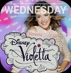 Vandaag  het concert violetta  . EINDELIJK. ...