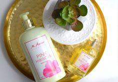 M. ASAM® Pink Hibiscus Body Lotion & Eau de Parfum
