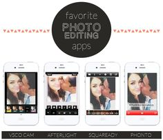 iphone editing apps