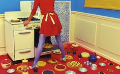 Flagrants Délices   About Foood - desperate housewife