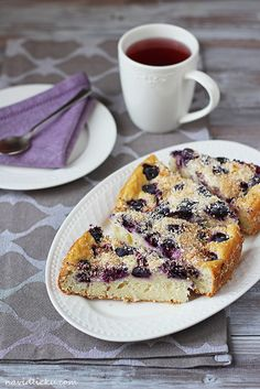 Yogurt Cake, I Foods, Yummy Food, Ethnic Recipes, Blog, Delicious Food, Blogging, Yogurt Pie