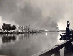 Foto's: Rotterdam voor en na het bombardement (1) - Rotterdam - dichtbij.nl - Rotterdam-Centrum-Noord