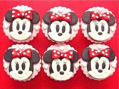 cupcakes de minnie - Buscar con Google