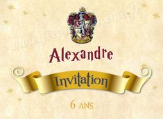 Invitation_HarryPotter