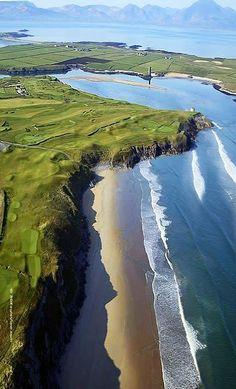 Tralee, County Kerry, Ireland.