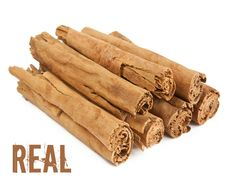 "real cinnamon (Ceylon) vs fake (Cassia)--- PLUS, there's a component in Cassia you DON""T want"